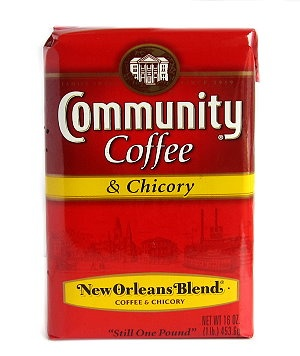 Community Coffee & Chicory New Orleans Blend