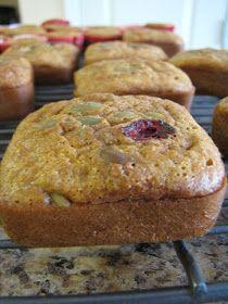 Easy Peasy: Paleo Cranberry Muffins