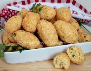 Crocchette di riso ricetta perfetta calabrese di mamma Carmela