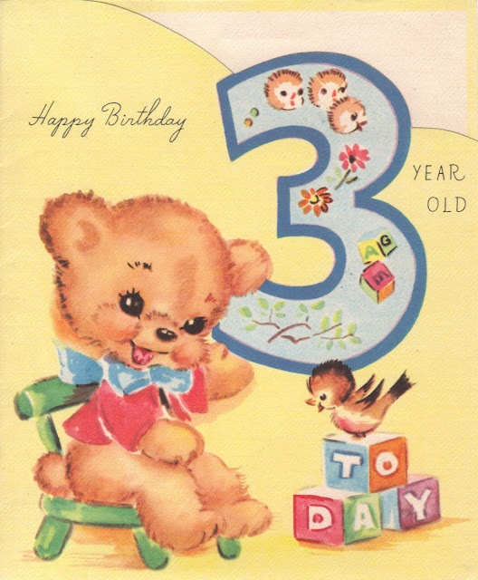 892 Best Birthdays Images On Pinterest Vintage Greeting Cards