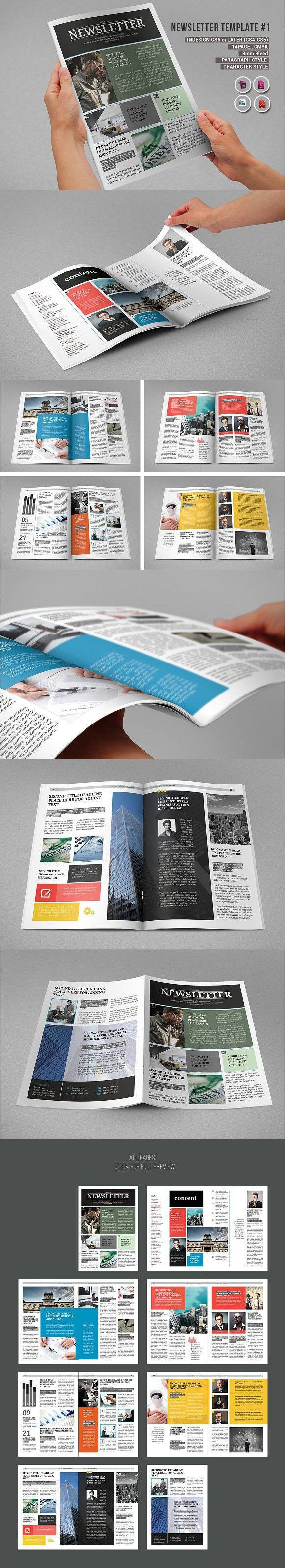1015 best images about Magazine Templates on Pinterest ...