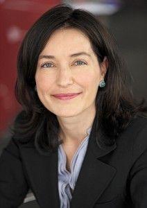Isabelle Romy. Avocate. Elle est la seule Romande siégeant au conseil d'administration d'UBS.