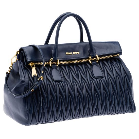Miu Miu Handbags Collection & more details
