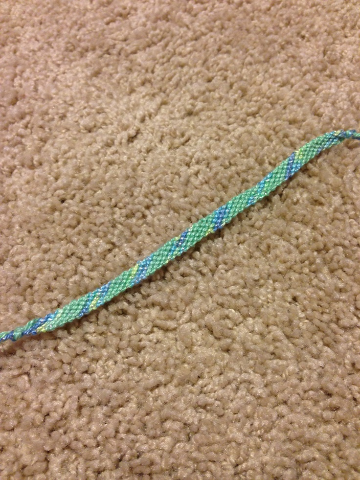 Aqua Green, Tye dye with sparklies! $3