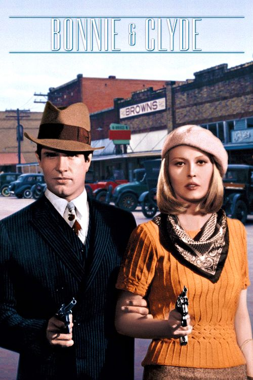 Watch Bonnie and Clyde 1967 Full Movie Online Free