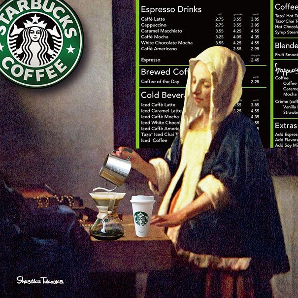 History And Pop Culture - If Art History Icons Were Hipsters