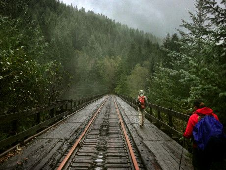 6 great hikes within 60 miles of Portland.  Definitely adding these to my summer plans with the kids!