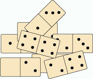 Klurigt med Domino