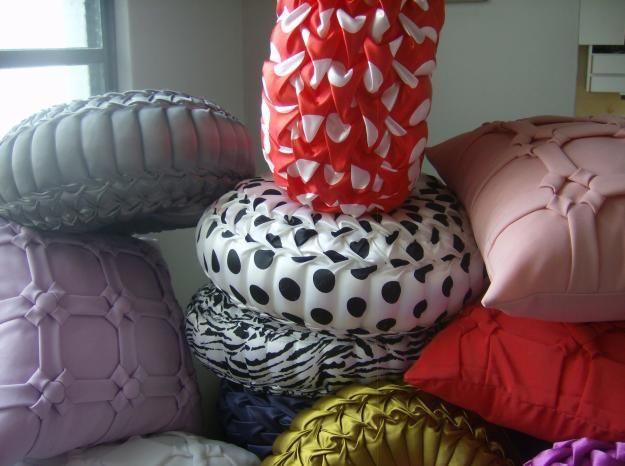 Arte e croche: Almofada em capitonê · Pillow IdeasCushion ... & 34 best throw pillows images on Pinterest | Decorative pillows ... pillowsntoast.com