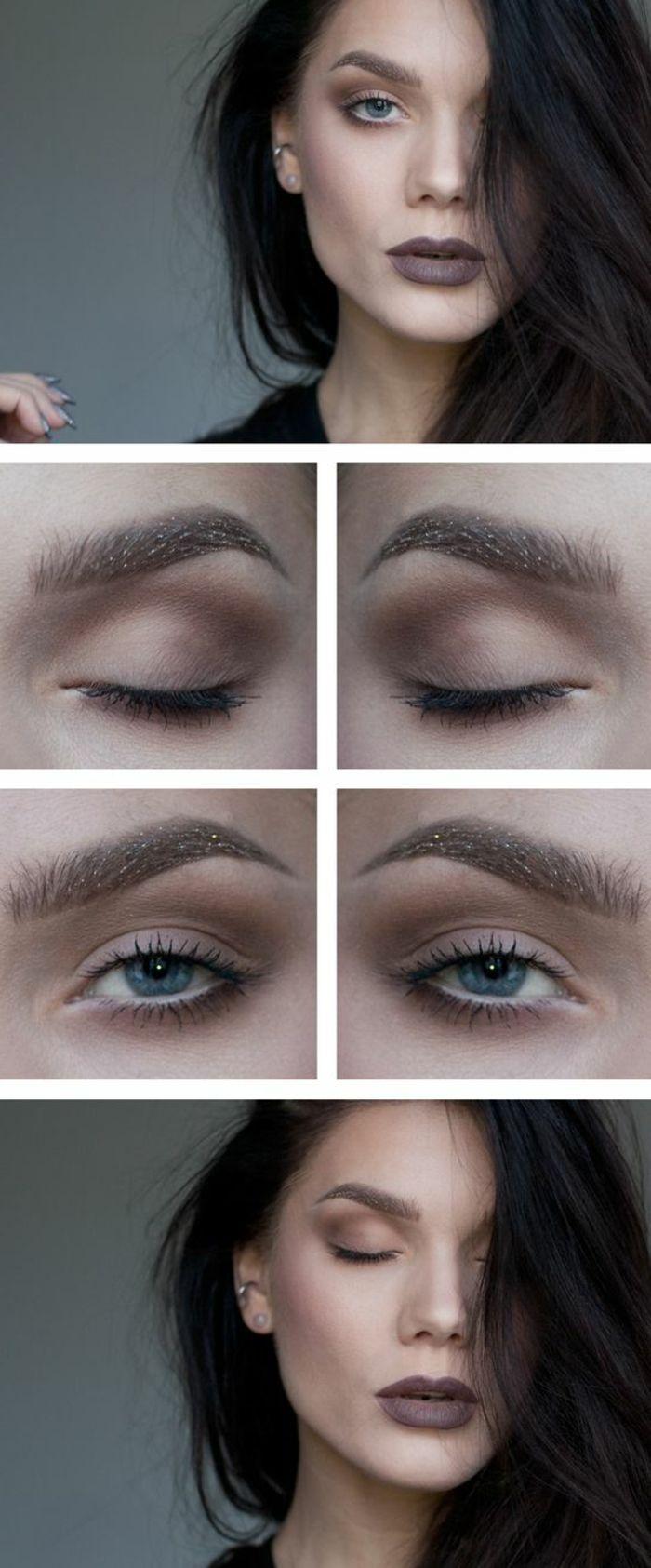 17 meilleures id es propos de se maquiller les yeux sur for Miroir pour se maquiller