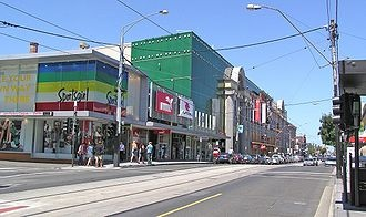 Shopping on Chapel Street