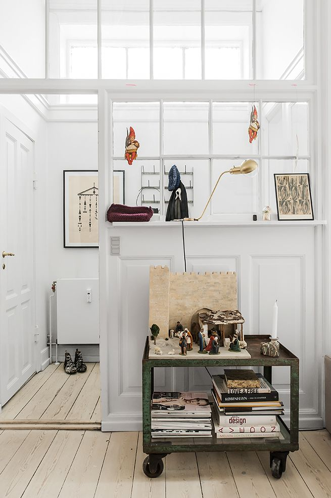 simple is always beautiful   stunning flat in Sweden shooted by the talented photographer Peter Kragballe for Kinfolk                    ...