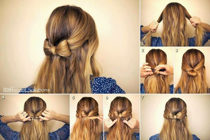 Easy Hairstyles Step By Step 70 Best Hair And Beauty Images On Pinterest  Beauty Makeup Eye