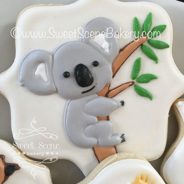 Koala Cake Images