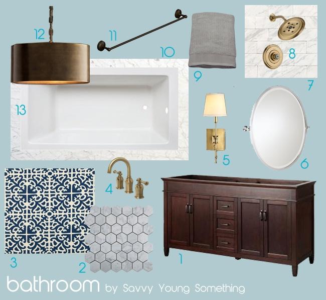Bathroom Picture Light