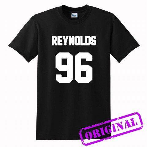 Reynolds+96+for+shirt+black,+tshirt+black+unisex+adult
