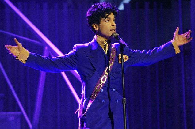 A cousin of Prince says family members and close friends gathered in Minneapolis to say goodbye to the musician and remember his life.