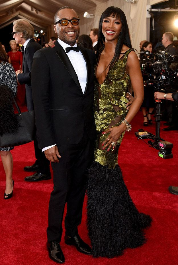 When she walked the Met Gala red carpet with Lee Daniels. | 23 Times Naomi Campbell Was The Baddest Babe