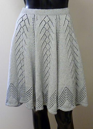 Ravelry: Flirty Skirt pattern by Elizabeth Lovick