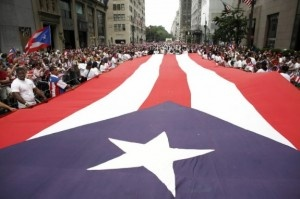 West Side Story our flag ~ Puerto Rican parade NYC