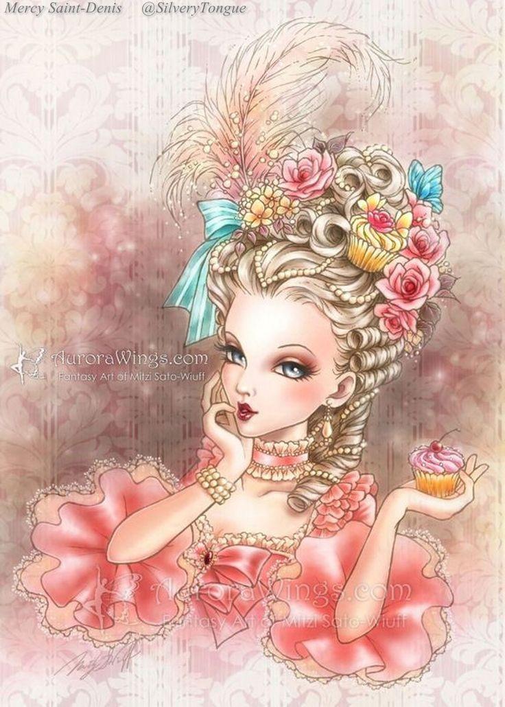 "377 best ""Let them eat cake"" images on Pinterest"