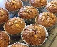 Recipe Raspberry & white chocolate gluten free muffins by Eli_Thea - Recipe of category Baking - sweet