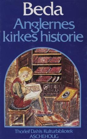 """""""Anglernes kirkes historie"""" av Beda"""
