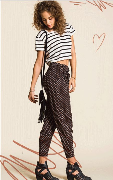 Amazing Harem Pants For Women With Hippie Fisher Design  Designers Outfits