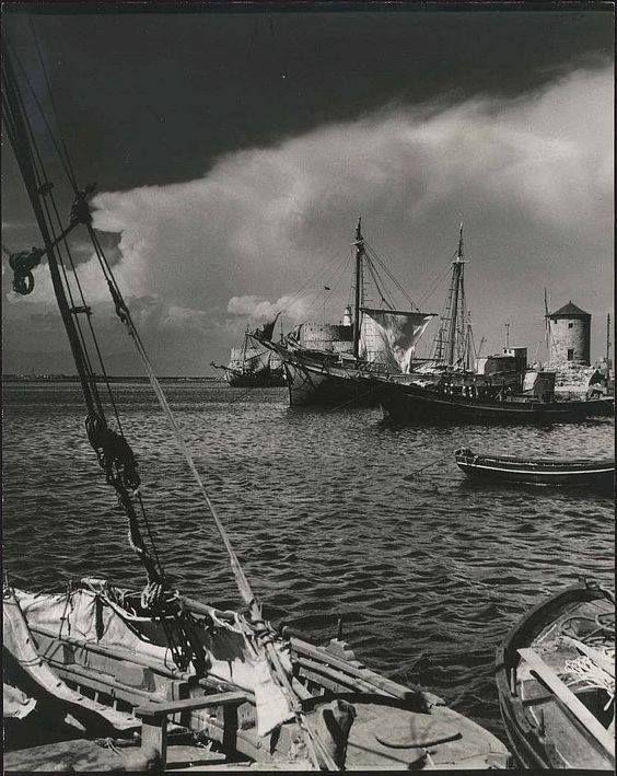 Killian Hannes Ρόδος 1955