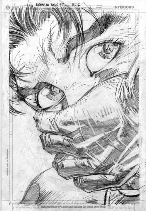 LAOROSA | DESIGN-JUNKY: The Art of Comic Artist: Jim Lee (25pics)