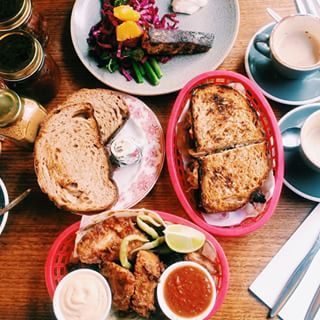 Reuben Hills - Surry Hills | 19 Places Where You Can Get Bomb-Ass American Food In Sydney