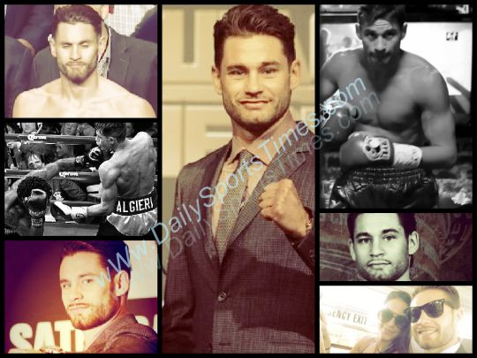 All upcoming #Boxing Fights of #Chris_Algieri with Fixtures and details.