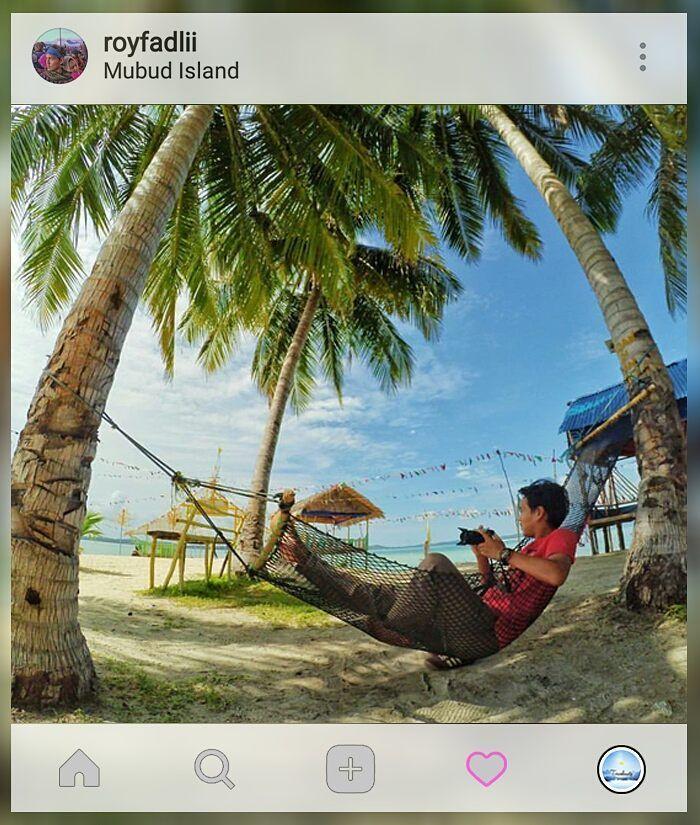 sunny day   Loc: #MubudIsland    Kebayang ga sih kalo jalan-jalan kamu dibikin kegiatan #TravelGame yang menarik dan unforgetable? Ga cuma dateng foto lalu pulang gitu aja. Yuk cek  www.travelmate.today/travelgame untuk detailnya   Tag #travelmate kamu  #outing #gathering #traveling Travelmate Today IndonesiaTravelmate Today Indonesia