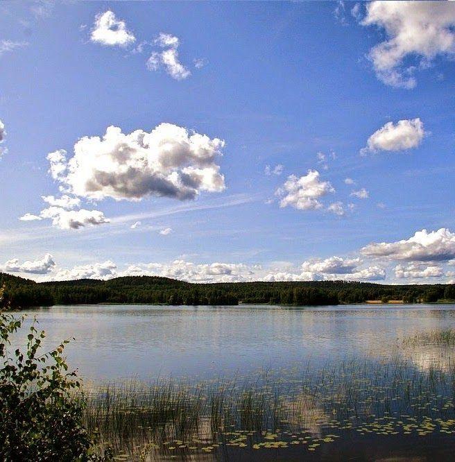 Lake Päijänne,Finland