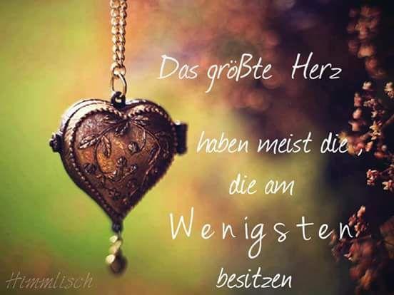 ...das größte Herz....❤❤❗