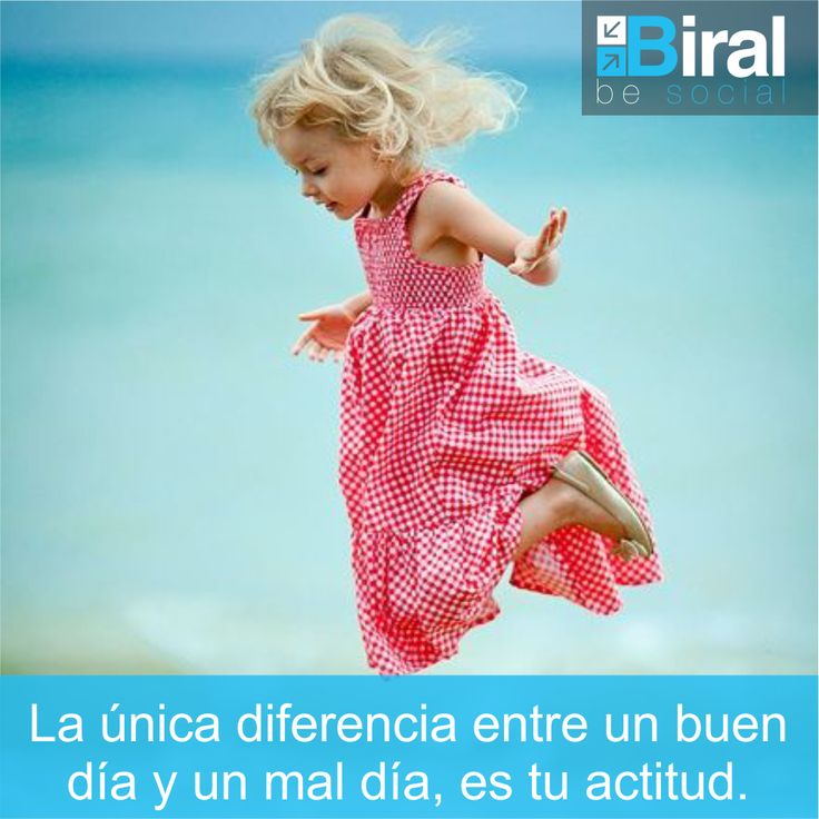 ¡Actitud! #happy #life #live #children #cali #colombia #frasesbiral #biral