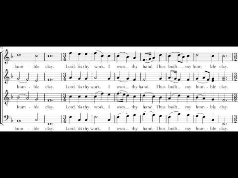 "William Billings (1746-1800) is known as the father of American choral music. Here is ""Creation"" from Billings's ""The Continental Harmony."""