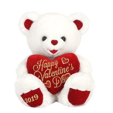Baby Net For Stuffed Animals, Way To Celebrate 20 Sweetheart Teddy 2019 White And Red Walmart Com Diy Valentines Day Gifts For Him Diy Valentine S Gifts For Her Valentines Day Gifts For Her