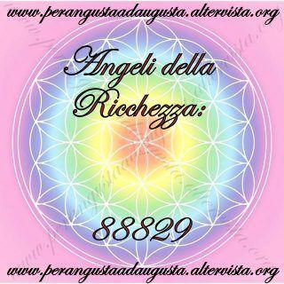 Questo codice Sacro, attiva gli Angeli della ricchezza,ci sono ricchezze in tutte le dimensioni, dovete imparare a godere della parte materiale