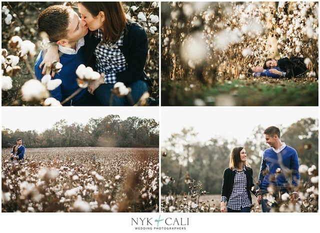 Engagement session photos in Nashville at the Sam Davis Home wedding by @Nyk + Cali | Wedding Photographers