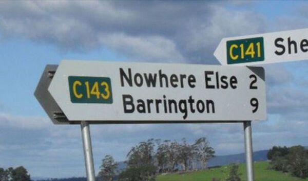 http://theawesomedaily.com/31-funny-city-names/ #fun #funny #lol