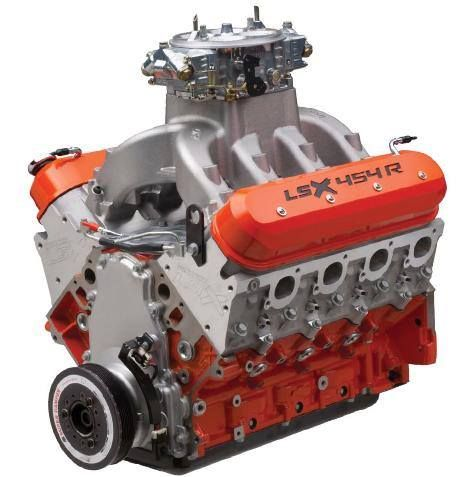 Chevy LSC 454R crate motor