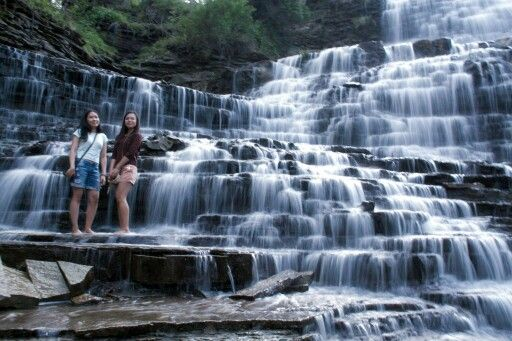 Chasin' waterfalls  #hamilton #albionfalls #canada #ontario