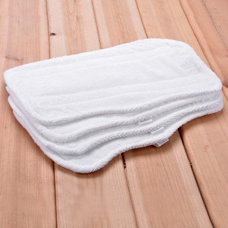 Free Shipping. Buy 4/6 PCS Shark Steam Mop Replacement Microfiber Pads S3250 S3101 at Walmart.com