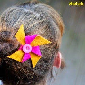 Kerajinan Simple: Cara Membuat Headband Bunga Dari Kain Felt