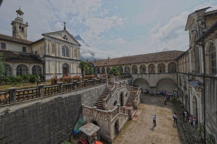 Certosa di Vedana Belluno Dolomiti Veneto Italia