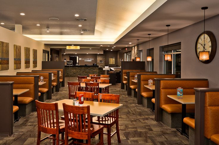 At Quality Inn #Winkler, breakfast is served all day long at the on-site Country Kitchen – where lunch and dinner entrees are also available for you & your family! #hotels #travel #tourism #manitoba #canada