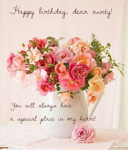 Birthday Roses Quotes: Best 25+ Happy Birthday Auntie Ideas On Pinterest