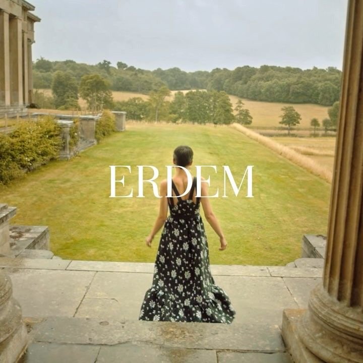 How bloody exciting! Erdem x HM. To hit stores Nov 2017
