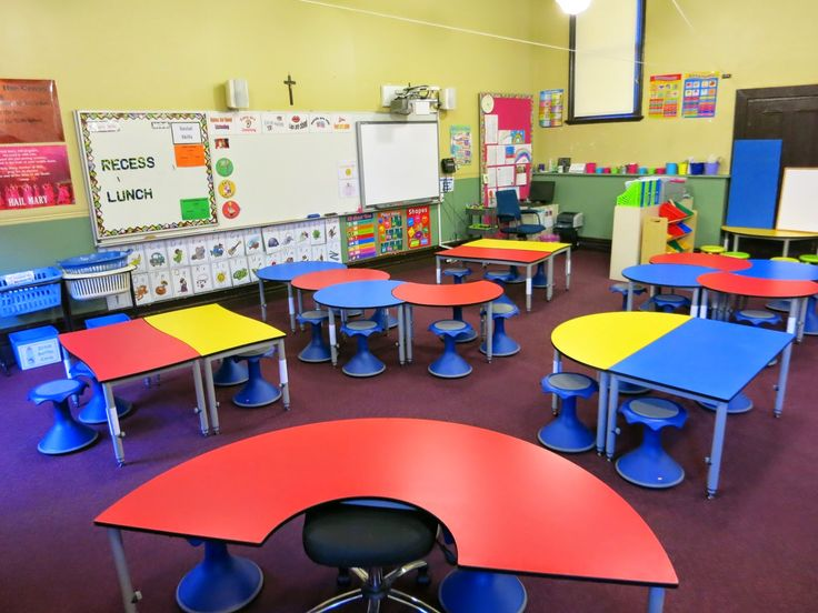 Classroom Environment Design ~ Best learning spaces classroom design flexible